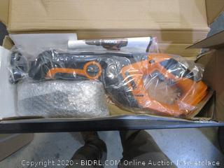 WORX Cordless Reciprocating Saw