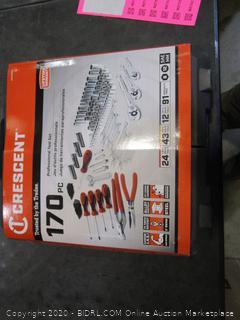 Crescent Professional Tool Set