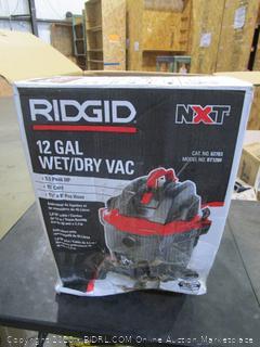 Rigid 12 Gal. Wet/Dry Vac