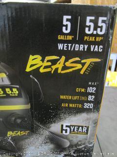 Wet/Dry Vac