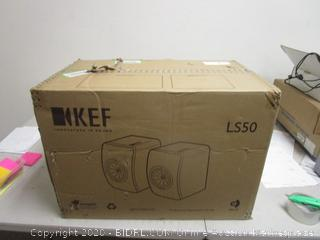 Kef Innovators in Sound See Pictures