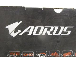 AORUS Gaming Monitor See Pictures