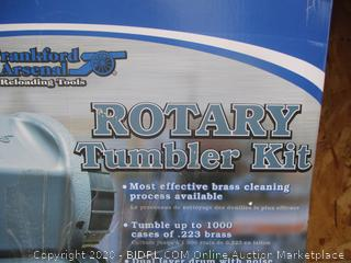 Rotary Tumbler Kit See Pictures