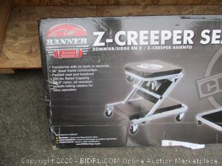 Z Creeper Seat See Pictures