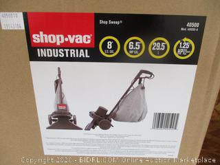 Shop Vac See Pictures
