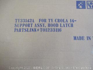 Support Assy Hood Latch