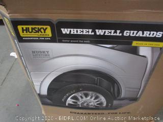 Husky Wheel Well Guards