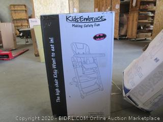 Kids Embrace Deluxe High Chair