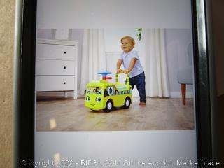 Little Tikes Infant Little Bob Bum Wheels on the Bus Scoot