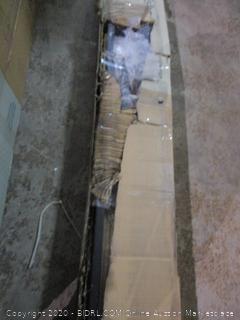 Zinus essential Upholstered Platform Bed