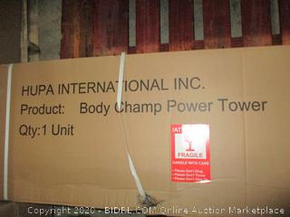 Body Champ Power  Tower new