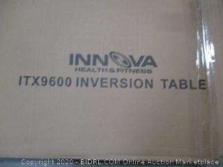 Innova Inversion Table new