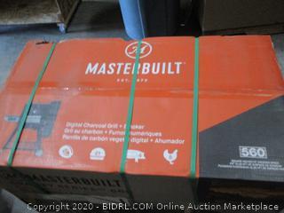 Masterbuilt Gravity Series Digital Charcoal Grill & Smoker