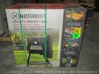 Masterbuilt Gravity Series Digital Charcoal Grill & Smoker new