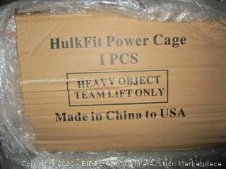 Hulk Power Cage See Pictures