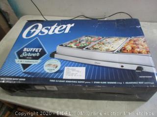 Oster Buffet Server