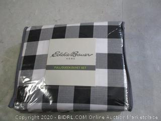 Eddie Bower F/Q Duvet Set