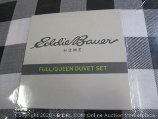 Eddie Bower F/Q Duvet Set