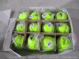 Super Slowpitch Softballs