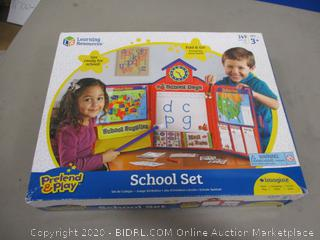 Learning resources School Set