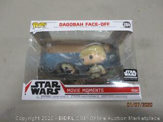 Star Wars Dagobah Face Off
