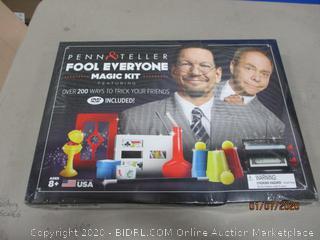 Penn & Teller Fool Everyone Magic Kit  factory sealed