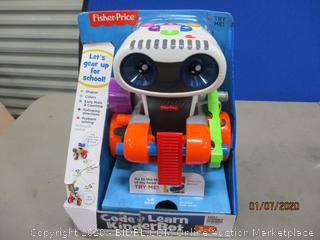 Fisher Price  Powers On