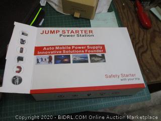 Jump Starter Power Station