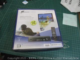 Mediasonic Digital Converter Box