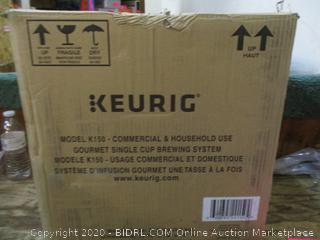 Keurig Gourmet Single Cup brewing system