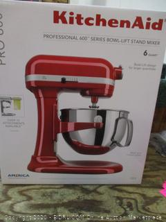 Kitchen Aid Lift Stand Mixer