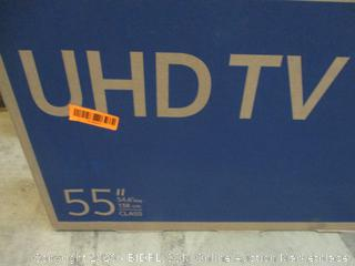 """Samsung UHD TV 55""""  see Pictures"""