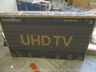 "Samsung UHD TV 4K UHD Processor  75"" See Pictures"