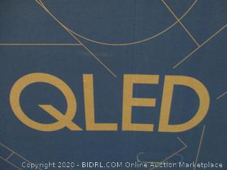 """Samsung QLED 82""""  Defective See Pictures"""
