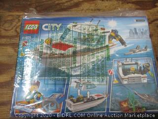 Lego City Factory Sealed