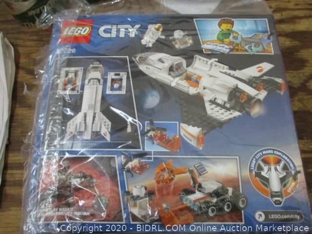 High End LEGOs Auction  - 840 N. 10th Street Sacramento - January 17