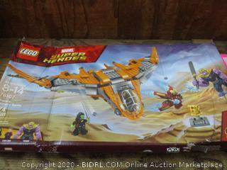 Lego Marvel Super Heroes  factory Sealed