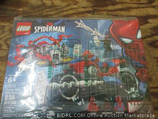 Lego Spiderman factory Sealed