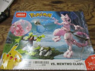 Mega Pokemon Factory Sealed