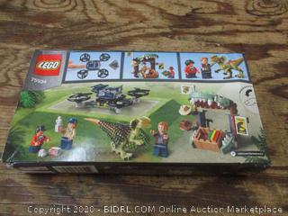 Lego Jurassic World factory Sealed