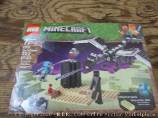 Lego Minecraft Factory Sealed