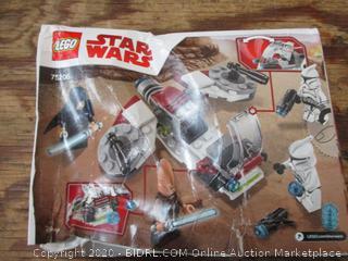 Lego Star wars factory Sealed
