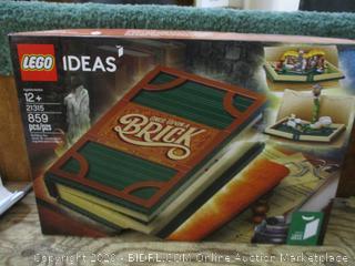 Lego Ideas factory Sealed
