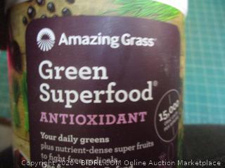 Amazing Grass Green Superfood Antioxidant