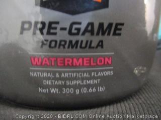 Pre Game Formula