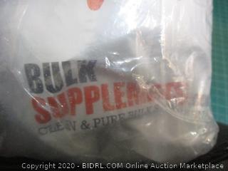 Bulk Supplement Potassium Citrate Powder