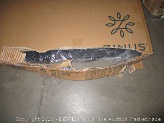 "Zinus Full Quick Snap 18"" Platform Bed"