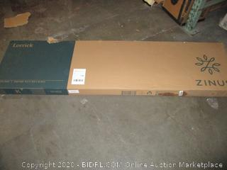 "Zinus King Quick snap 18"" Platform Bed"