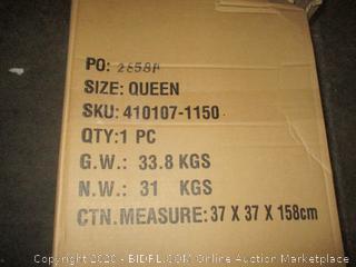 """Queen 10.5"""" Cool Gel Mattress"""