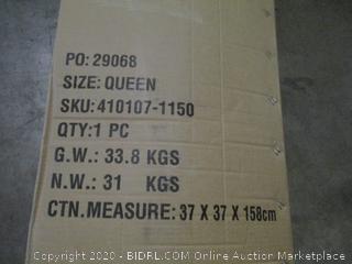 """Queen Classic Brands 10.5"""" Cool Gel Mattress"""